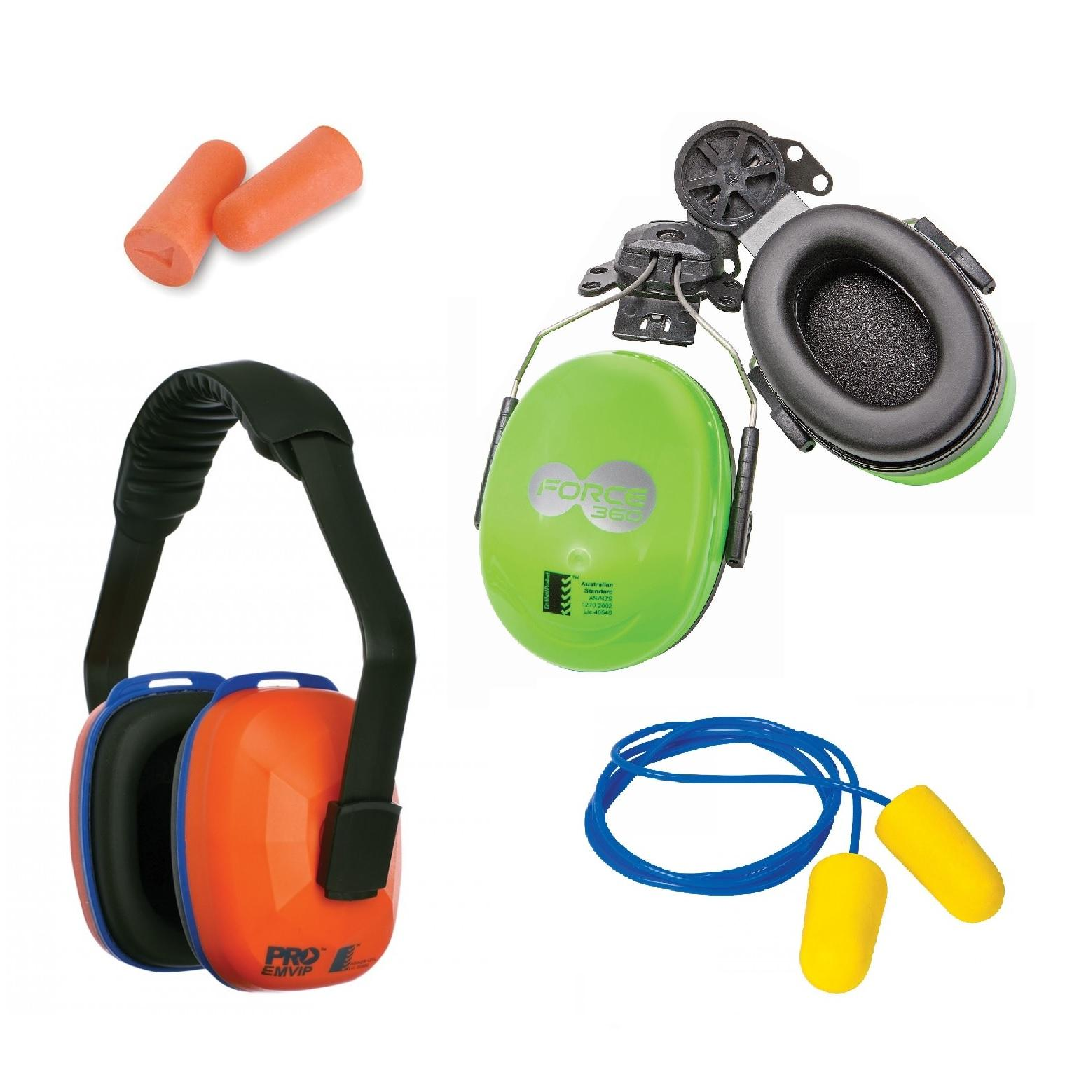 19. Hearing Protection