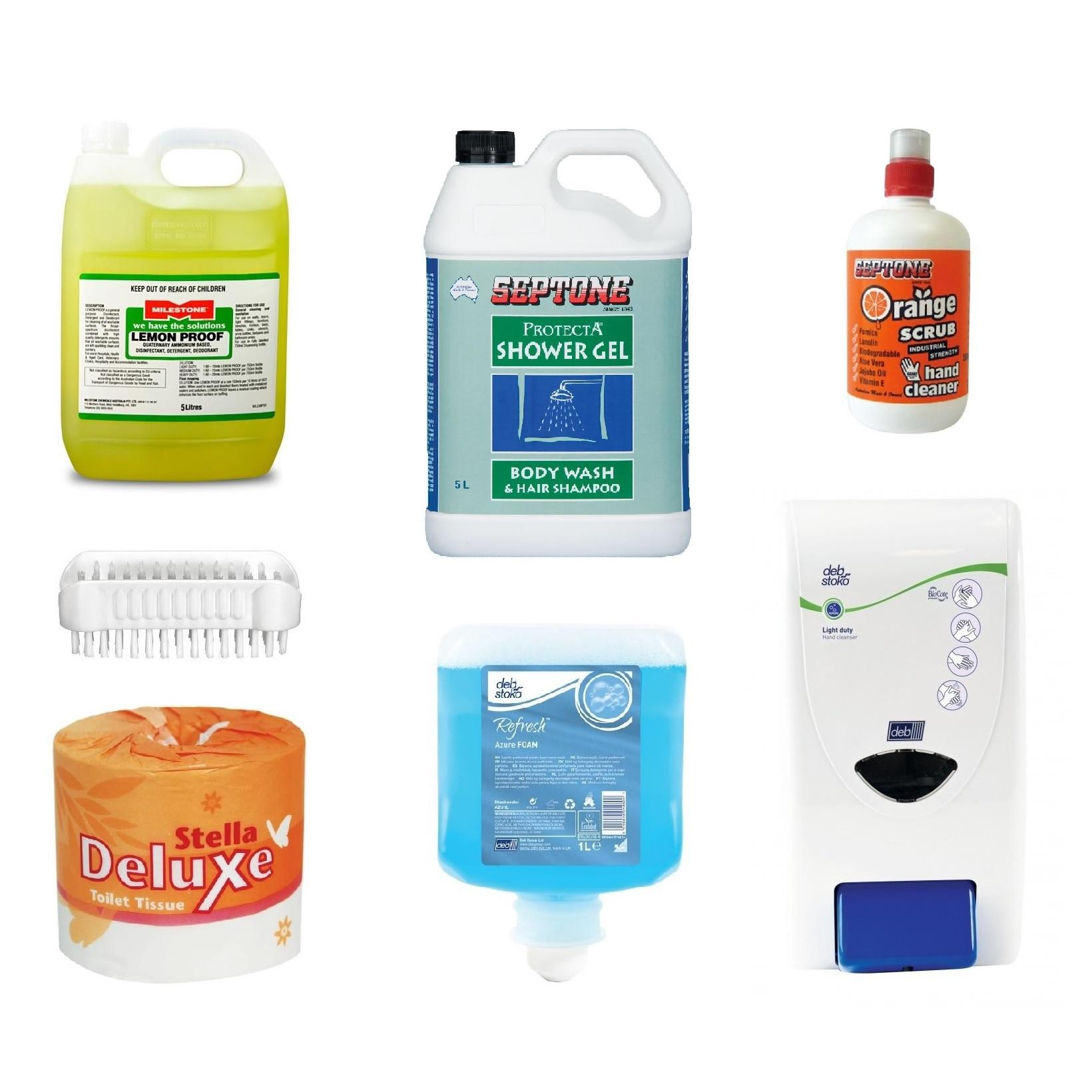 Product List Asbestos Removal Products