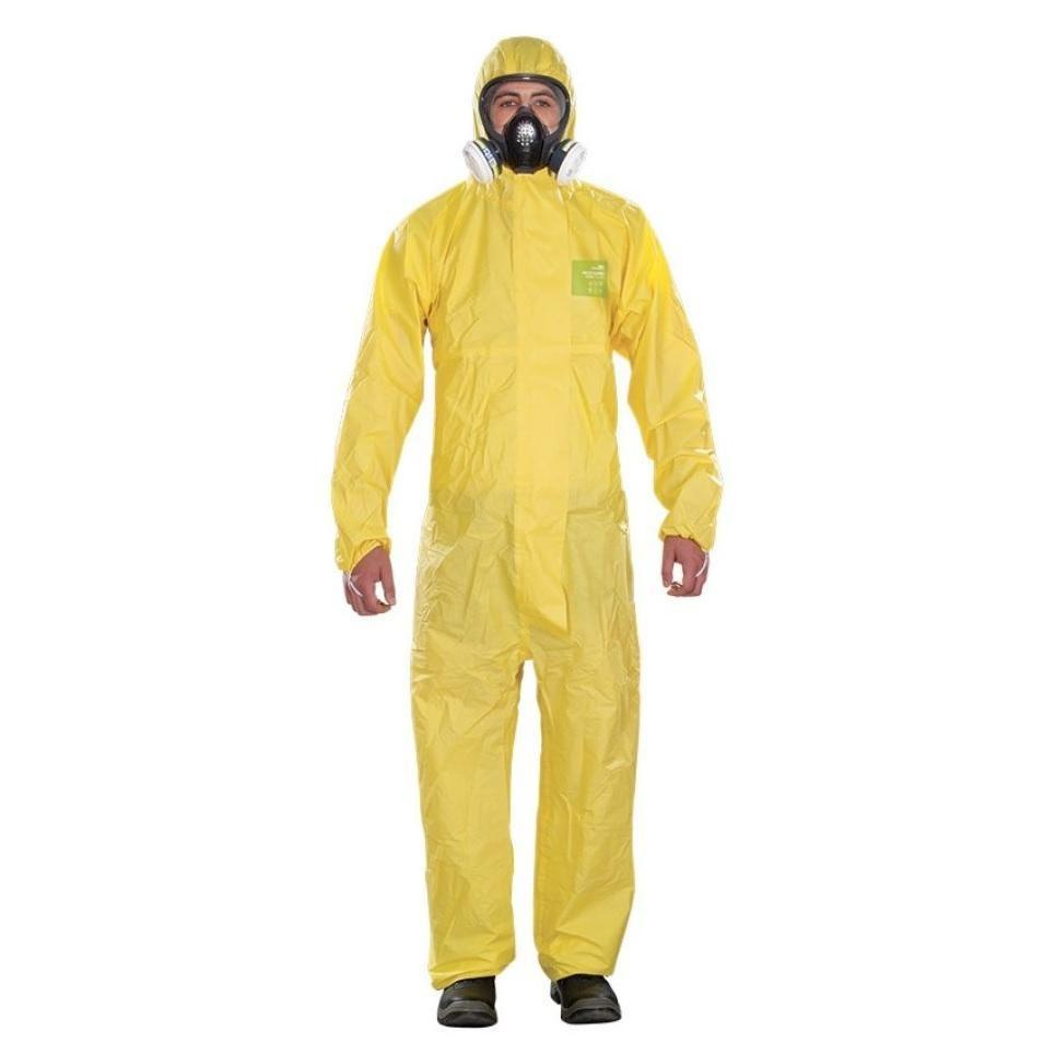 Chemical Protective Coveralls