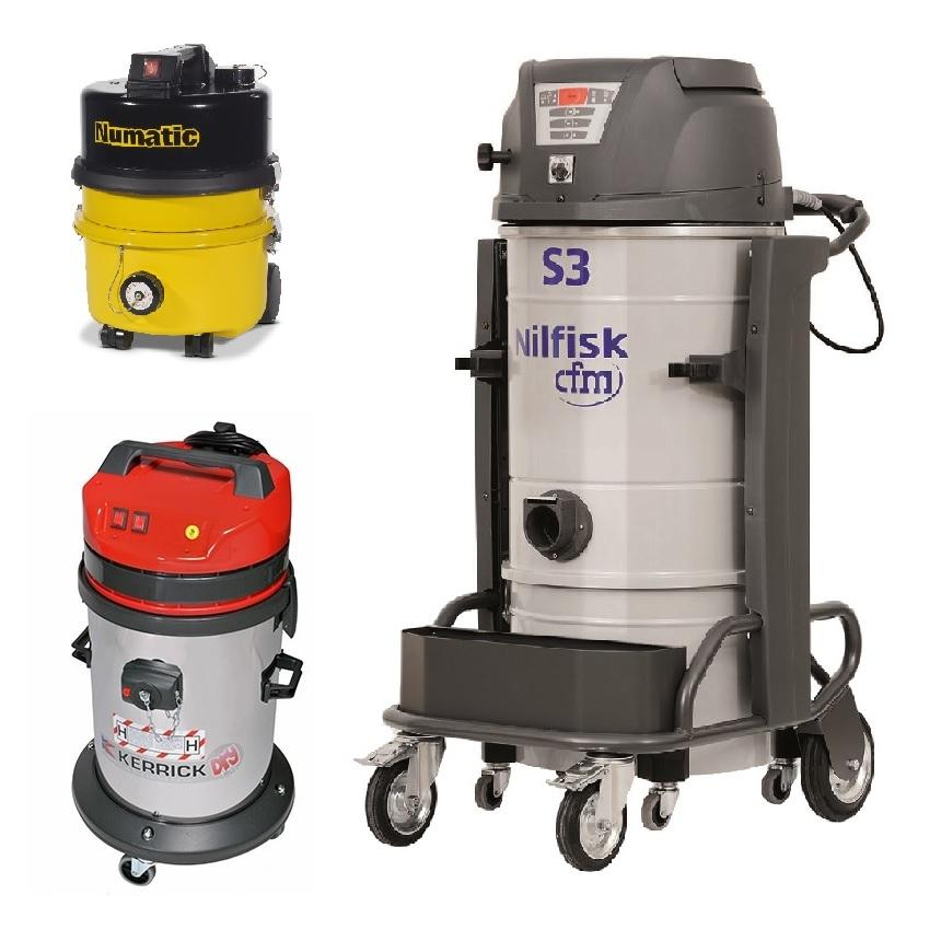 Hazardous Dust Vacuums