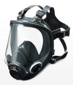 SHIGEMATSU 05STS006 - CX01 Full Face Respirator Medium
