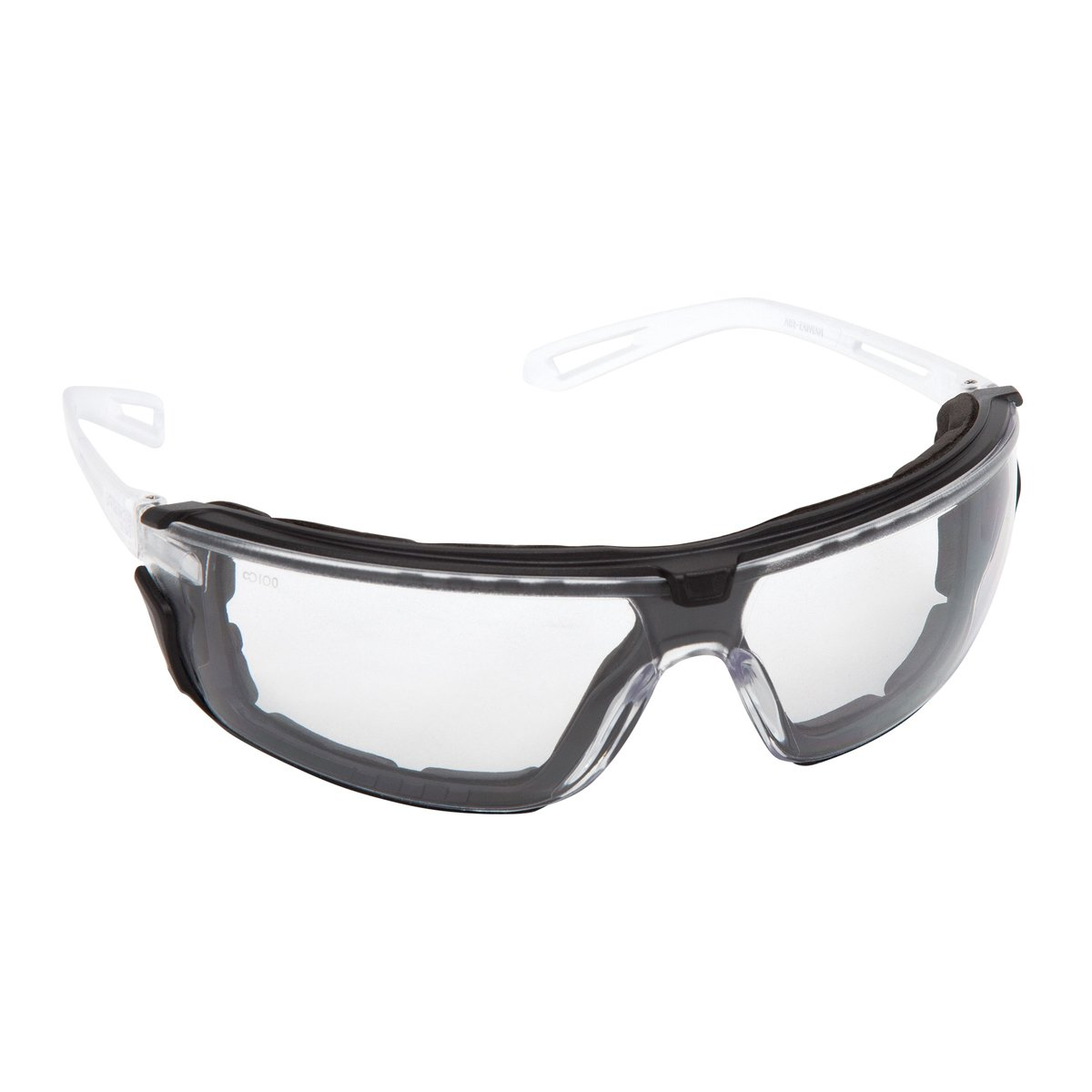 Force360 Air-G Clear Lens Safety Spectacle with Gasket