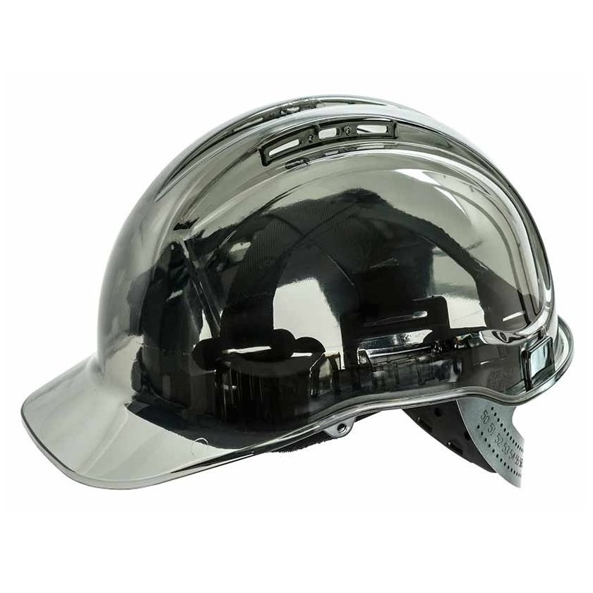 Force 360 Clearview Hard Hat Grey