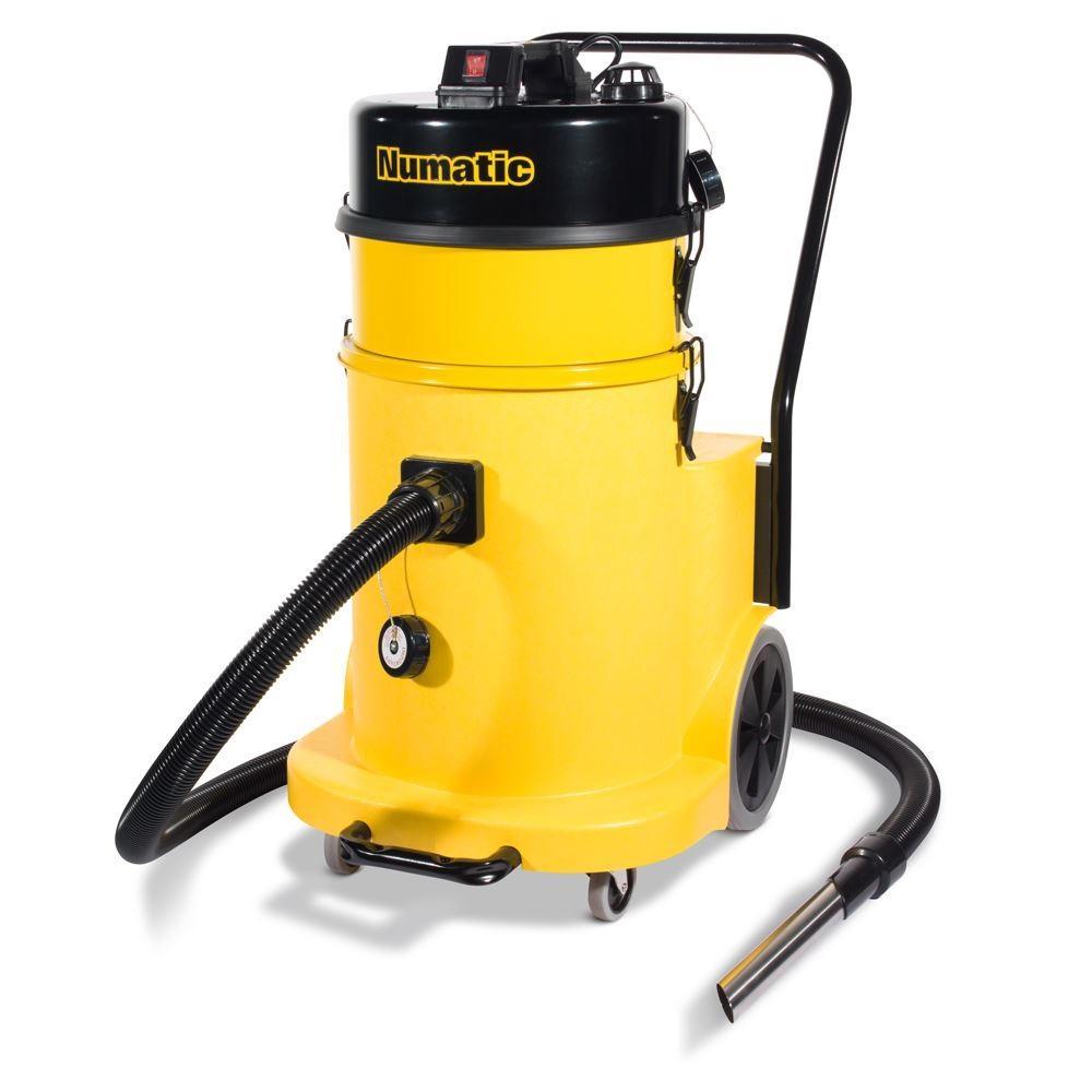Numatic Hzdq900 Twin Motor Asbestos Vacuum 02 Vacuums