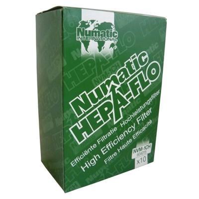 Numatic Genuine HZQ200 Bags 10pk