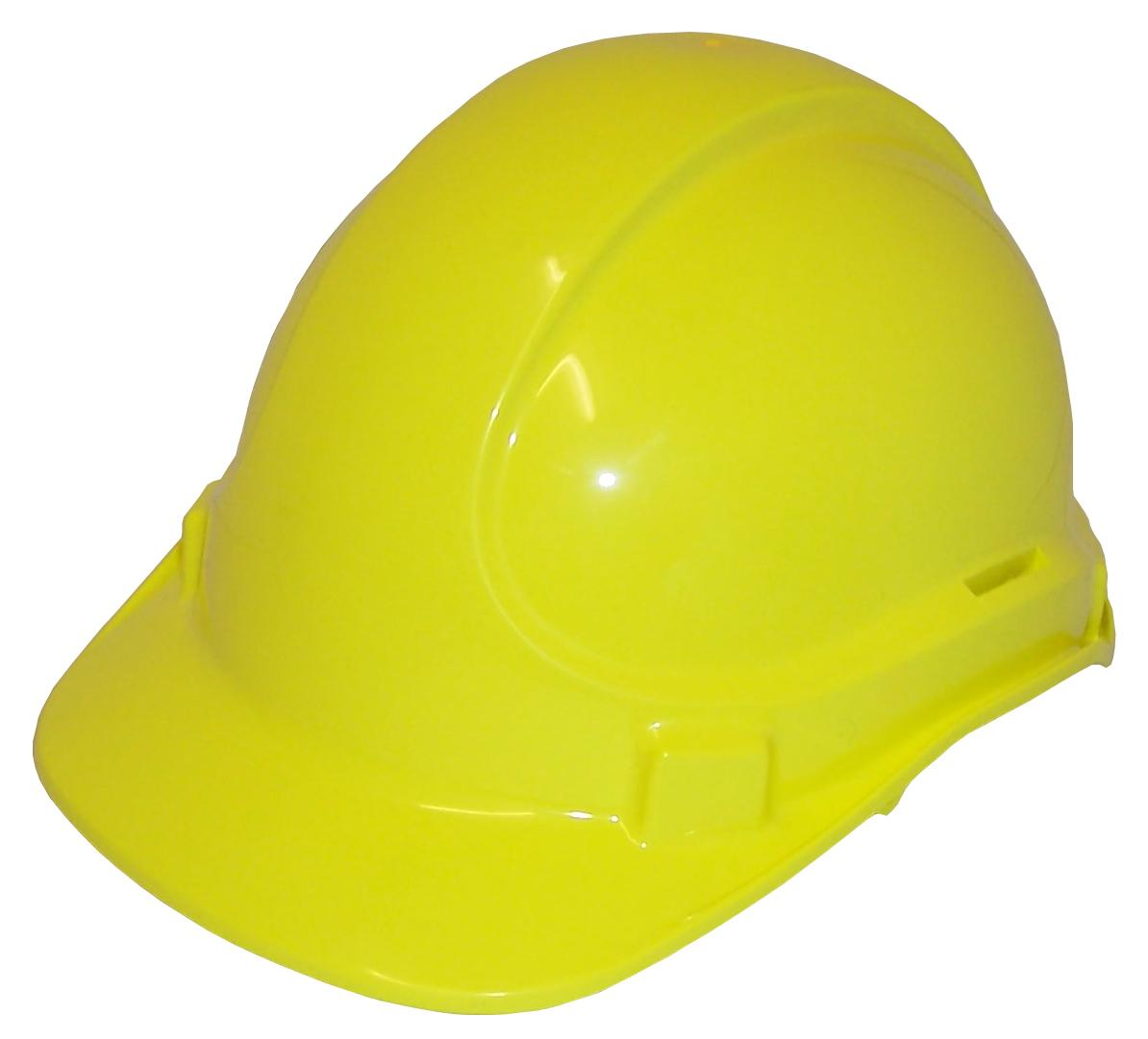 Unilite Safety Helmet Fluro Yellow