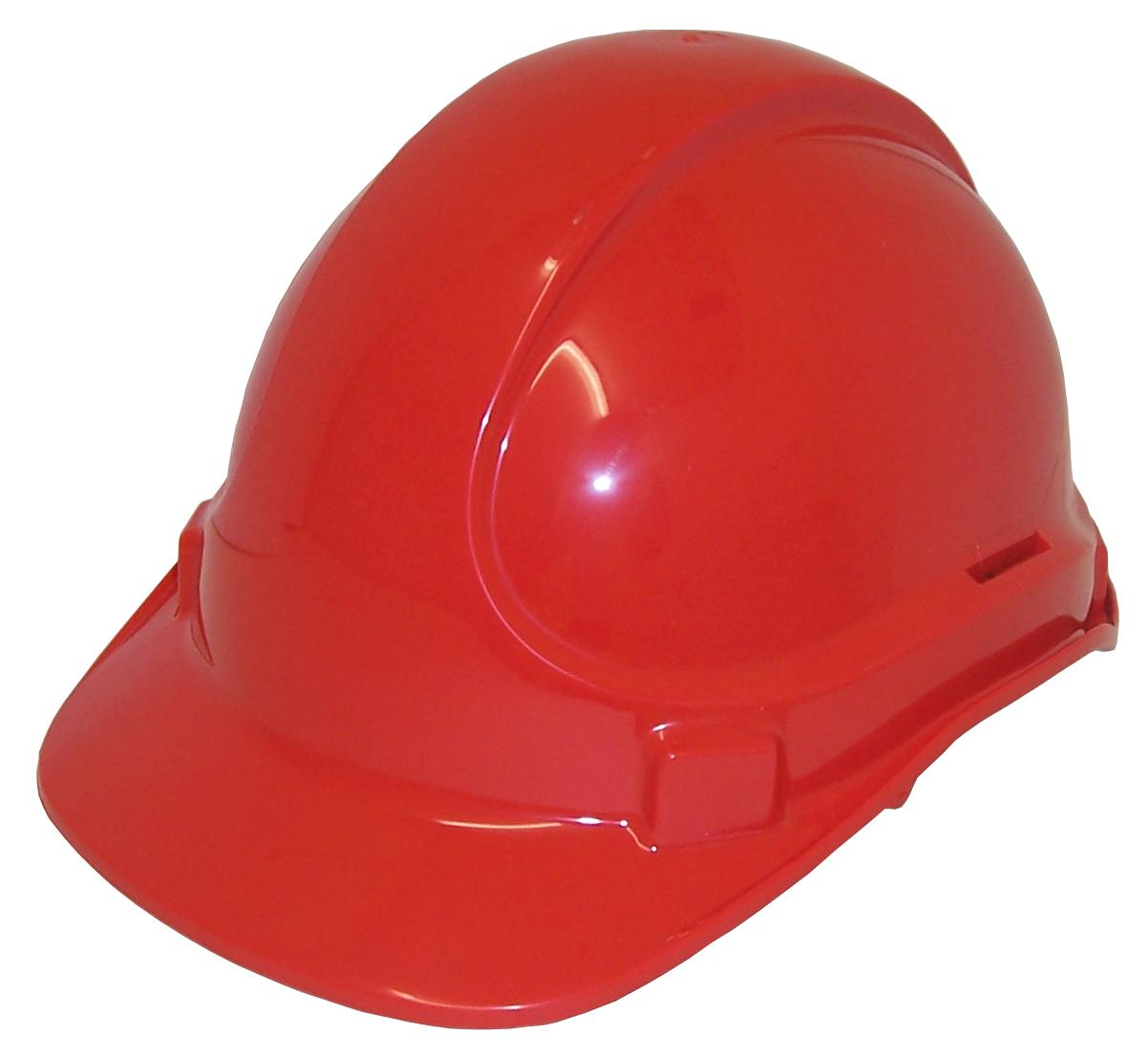 Unilite Safety Helmet Red