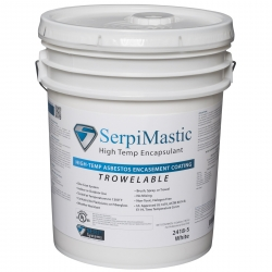 Serpi Mastic Trowelable Asbestos Encapsulant - Click for more info