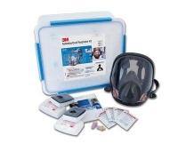 3M Full Face Asbestos Dust Kit - Click for more info