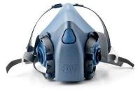 3M Premium Half Face Respirator - Click for more info