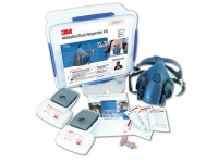 3M 7535 Asbestos/Dust Respirator Kit - Click for more info