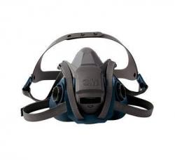 3M 6500QL Series Respirator S - Click for more info