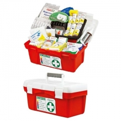 Portable Polypropylene National Workplace First Aid Kit - Click for more info