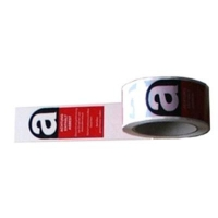Self Adhesive Warning Tape (Contains Asbestos) - Click for more info