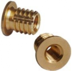 Brass Insert For Star Knob Each - Click for more info