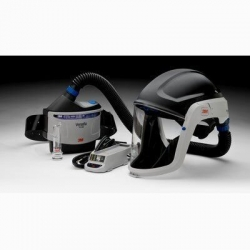 3M Versaflo TRM-307C with Helmet - Click for more info