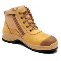 Blundstone 318 Zip Sided Safety Boots - Click for more info