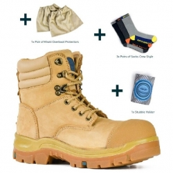 Bata Tradies Kit - Click for more info