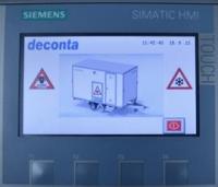 DECONTA C5000E - Decontamination Trailer