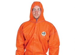 Force360 Type 5 Type 6 Coverall Orange - Click for more info