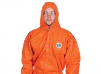 Force360 Type 5 Type 6 Coverall Orange XL - Click for more info