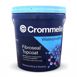 Crommelin Fibroseal Top Coat 15L White - Click for more info