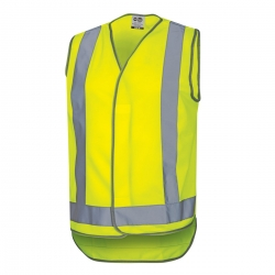Force360 Yellow Day & Night Safety Vest - Click for more info