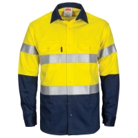 Long Sleeve Standard Weight Flame Retardant Shirt - Click for more info