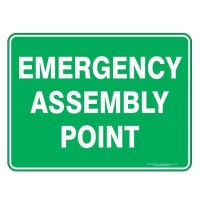 Emergency Assembly Point 600x450 - Click for more info