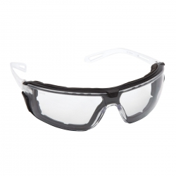 Force360 Air-G Clear Lens Safety Spectacle with Gasket - Click for more info