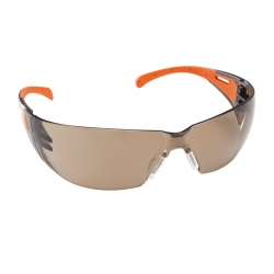 Force360 Eclipse Dark Brown Lens Safety Spectacle - Click for more info
