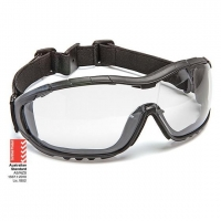 Force360 FPR823 Oil and Gas Clear Goggle - Click for more info