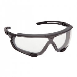 Force360 Arma SI Clear Lens Safety Spectacle with Gasket - Click for more info