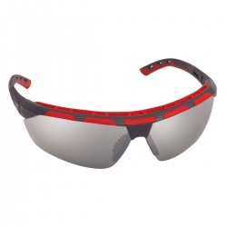 Force360 Calibr8 Silver Mirror Lens Safety Spectacle - Click for more info