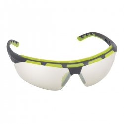Force360 Calibr8 Clear Mirror Lens Safety Spectacle - Click for more info