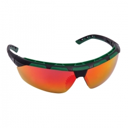 Force360 Calibr8 Red Mirror Lens Safety Spectacle - Click for more info