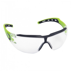Force360 24/7 Clear Lens Safety Spectacle - Click for more info