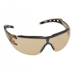Force360 24/7 Bronze Mirror Lens Safety Spectacle - Click for more info