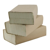 Ultra Slim Unbleached Paper Hand Towels - Click for more info