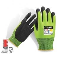 Force360 FPR101 Coolflex HiVis Nitrile Glove - Click for more info