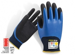 Force360 CoolFlex AGT WET Repel Nitrile Glove - Click for more info