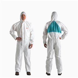 3M 4520 - Coverall Type 5/6 White - Click for more info