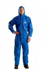 3M 4532+ Coverall Type 5/6 Blue - Click for more info