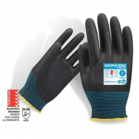 Force360 WORX100 Eco Nitrile Foam Glove - Click for more info