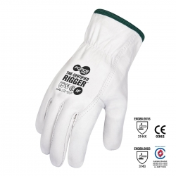 FORCE360 WORX600 - Cowhide Rigger Glove - Click for more info