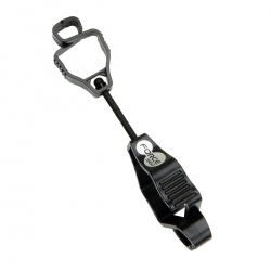 FORCE360 WORX700 - Croc Grip Glove Clip Black - Click for more info