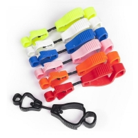 Croc Grip Glove Clip Orange - Click for more info