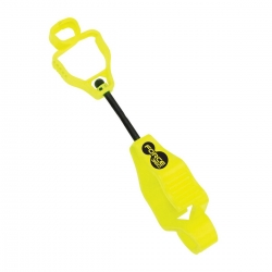Croc Grip Glove Clip Yellow - Click for more info