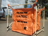 Hazibag 1 Cube Frame - Click for more info