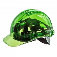 Force 360 Clearview Hard Hat Green - Click for more info